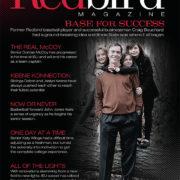 ISU Redbird Magazine Cover Featuring Craig Bouchard