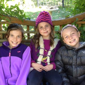 The Bouchard Girls
