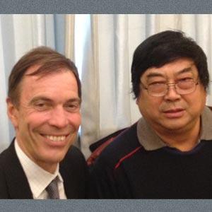 Craig and Chairman Lu of China Gerui Advanced Materials